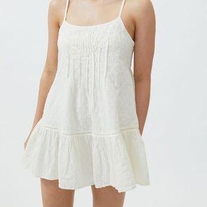 Brand new UO Dina Cotton Frock Mini Dress